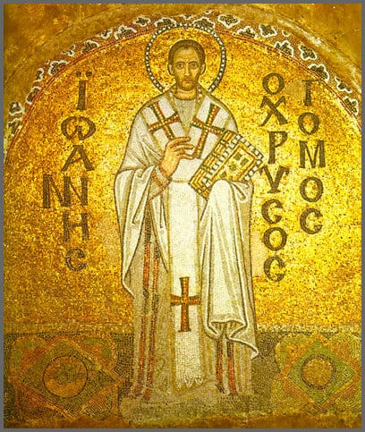 An image of John Chrysostom