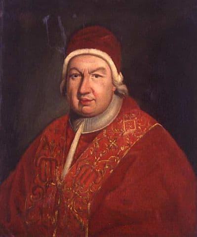 """Benedetto XIV (1675-1758)"" by Carlo Vandi"