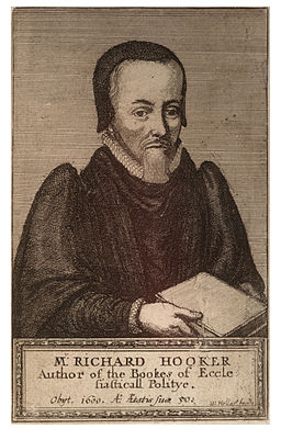 Richard Hooker (1554--1600)