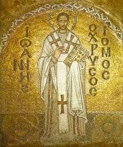 image of John Chrysostom