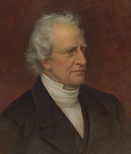 Charles Hodge, Principal, Princeton Theological Seminary